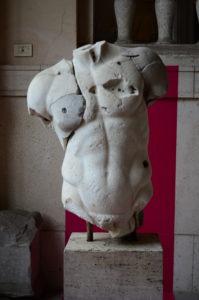 Torso Accademia americana Roma